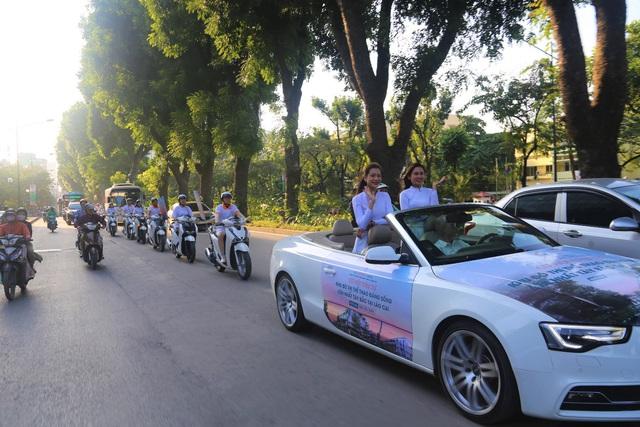 Roadshow mang tinh thần thể thao đến thị trường địa ốc Hà Nội - Ảnh 2.