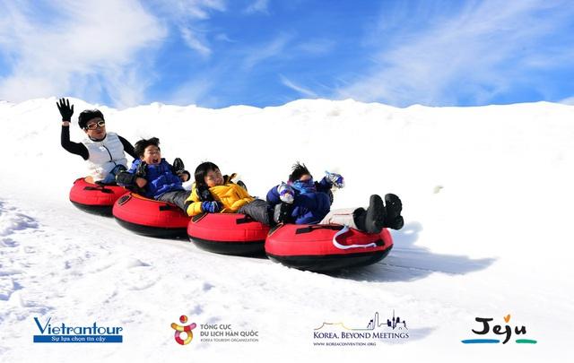 Doanh nghiệp có thêm lựa chọn quà tặng cuối năm với chùm tour mùa đông Hàn Quốc hấp dẫn từ Vietrantour - Ảnh 2.