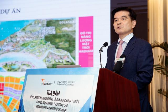 Cần một nguồn lực tổng thể để phát triển mạnh đô thị thông minh tại TP HCM - Ảnh 2.