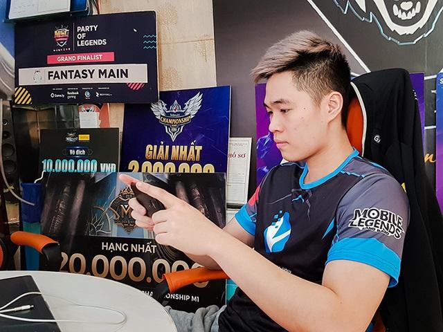 Gặp gỡ VEC Fantasy Main trước ngày khai trận giải Mobile Legends: Bang Bang World Championship 2019 – M1 - Ảnh 5.
