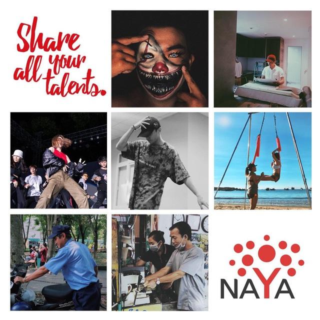 Naya ứng dụng dịch vụ đa ngành tại Việt Nam - Ảnh 1.