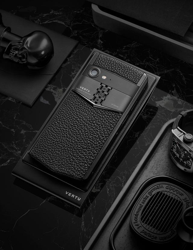 Điện thoại thông minh Aster P – Sự trở lại của thương hiệu Vertu - Ảnh 1.
