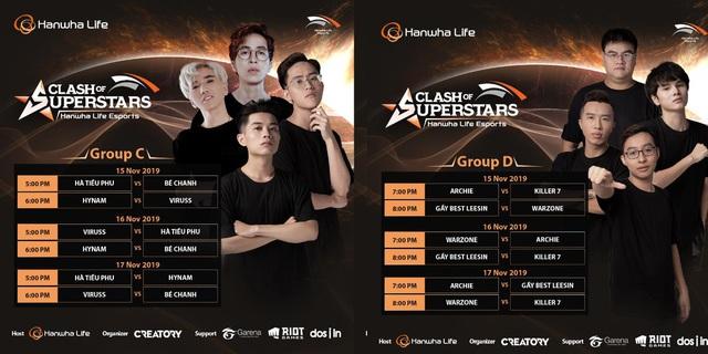 16 streamer hàng đầu và loạt game thủ nổi tiếng Việt Nam tranh tài tại giải đấu Hanwha Life Esports - Ảnh 3.