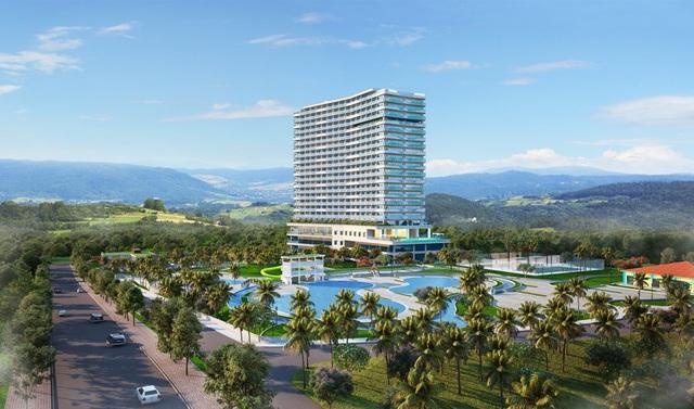 Ngân hàng TMCP Quân đội tài trợ vốn mở rộng khu nghỉ dưỡng 5 sao Cam Ranh Riviera Beach Resort & Spa - Ảnh 2.