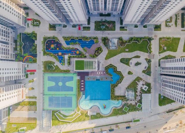 Saigon South Residences: Bước chân đầu tiên của chủ đầu tư Phú Mỹ Hưng ra ngoài phạm vi đô thị - Ảnh 5.