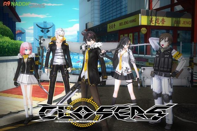 """""""Soi"""" cận cảnh tựa game chặt chém Closers phiên bản Việt hóa, chính thức ra mắt ngày 19/12 - Ảnh 2."""
