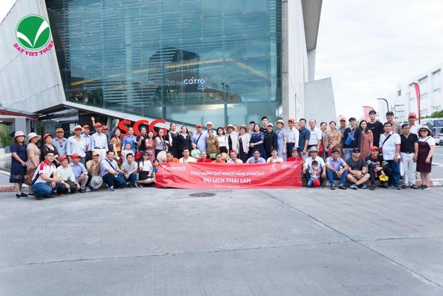 Đất Việt Tour tổ chức thành công tour du lịch sự kiện cho đoàn 800 khách tại Thái Lan - Ảnh 2.