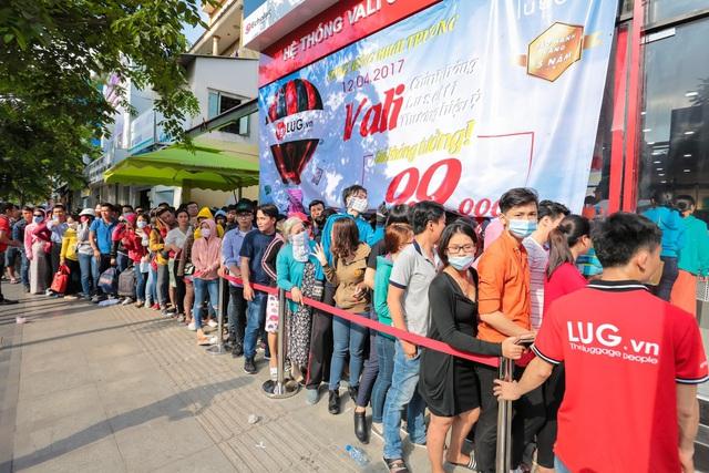 Thu mua chuỗi cửa hàng The Travel Store, LUG chính thức đạt 65 cửa hàng - Ảnh 1.