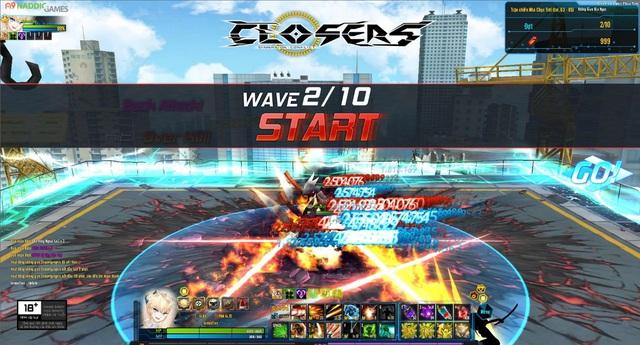 """""""Soi"""" cận cảnh tựa game chặt chém Closers phiên bản Việt hóa, chính thức ra mắt ngày 19/12 - Ảnh 4."""