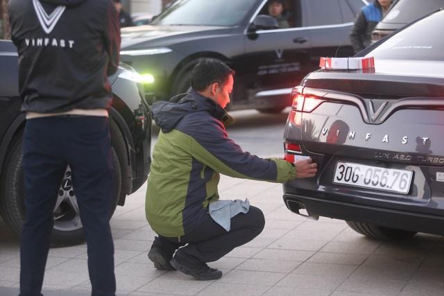 (SỐNG) 3 ngày rong ruổi 1.000km chinh phục Hà Giang của gần 100 xe VinFast: Gắn chặt những biểu tượng - Ảnh 5.