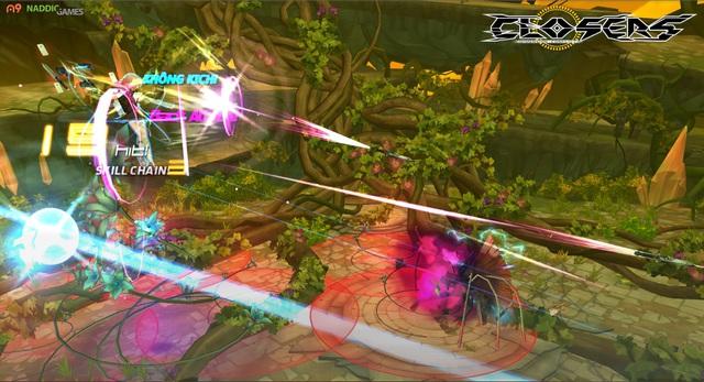 """""""Soi"""" cận cảnh tựa game chặt chém Closers phiên bản Việt hóa, chính thức ra mắt ngày 19/12 - Ảnh 6."""