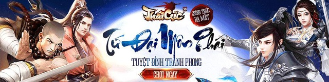 Tuyệt đỉnh võ học - Thái Cực 3D chính thức ra mắt, tặng 300 Giftcode giá trị cho game thủ nhanh tay - Ảnh 1.