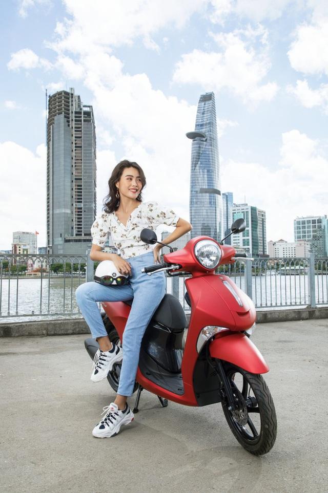 Những lý do xe máy Yamaha thuyết phục khách Việt dịp Tết này - Ảnh 2.