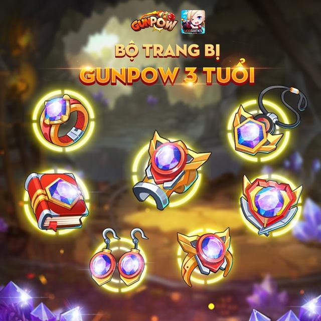 GunPow chính thức ra mắt sự kiện hot nhất tháng 12 - Ảnh 2.
