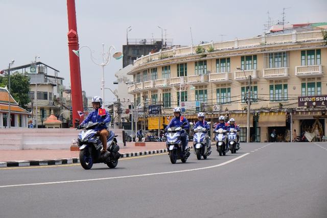 Những lý do xe máy Yamaha thuyết phục khách Việt dịp Tết này - Ảnh 3.