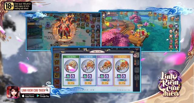Siêu phẩm Linh Kiếm Cửu Thiên bất ngờ thông báo mở Server cho người chơi trải nghiệm - Ảnh 6.
