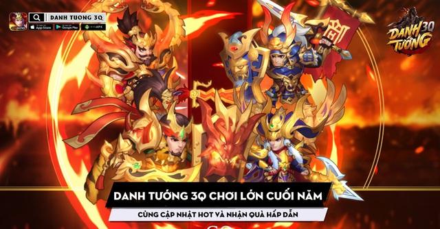 Danh Tướng 3Q – VNG: Nghe game thủ trải lòng trước thềm năm mới - Ảnh 1.