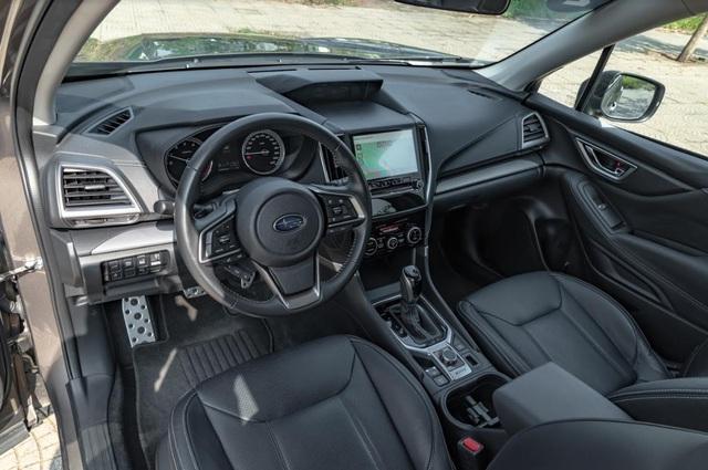 Đánh giá Subaru Forester 2019: Lái 'phê', làm hành khách cũng mê - Ảnh 2.