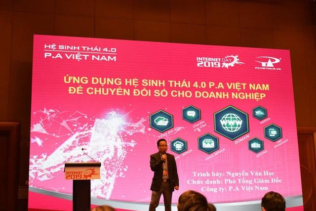 Internet Day 2019: Chuyển đổi số là cơ hội vàng cho kinh tế Việt Nam - Ảnh 3.