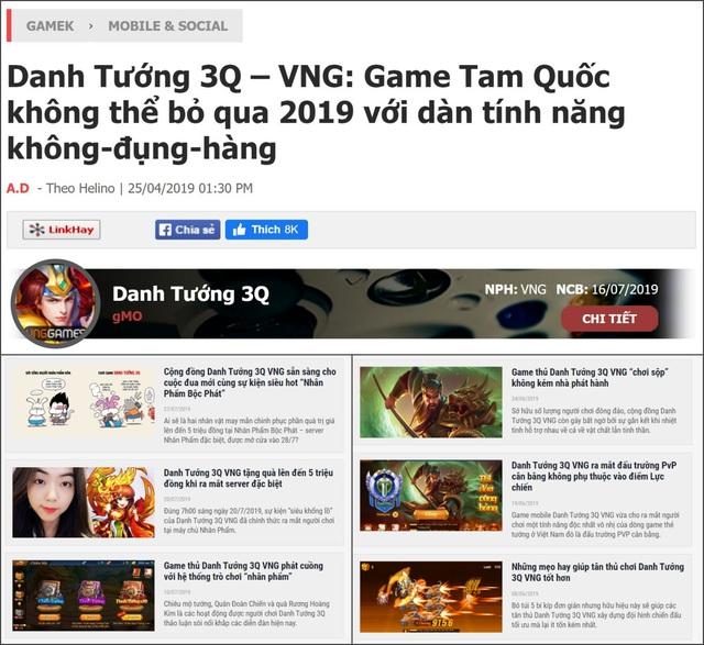 Danh Tướng 3Q – VNG: Nghe game thủ trải lòng trước thềm năm mới - Ảnh 4.