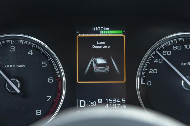 Đánh giá Subaru Forester 2019: Lái 'phê', làm hành khách cũng mê - Ảnh 5.