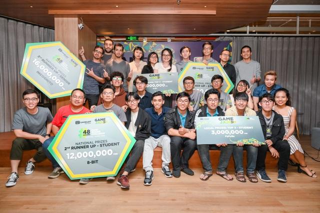 Cuộc thi Gameloft Game Jam 2019 khép lại với nhiều game độc đáo - Ảnh 1.