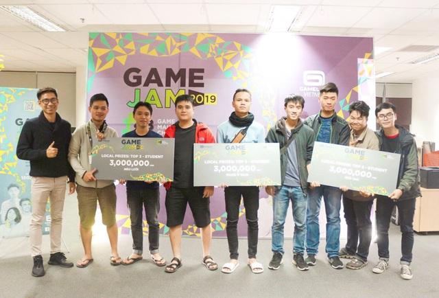 Cuộc thi Gameloft Game Jam 2019 khép lại với nhiều game độc đáo - Ảnh 3.