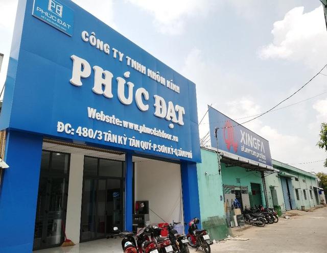 Địa chỉ Showroom cửa nhôm Xingfa nhập khẩu uy tín tại TpHCM - Ảnh 2.