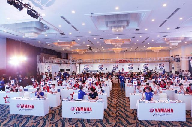 Đâu là đại lý Yamaha xuất sắc nhất tại Việt Nam năm 2019? - Ảnh 3.