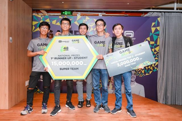 Cuộc thi Gameloft Game Jam 2019 khép lại với nhiều game độc đáo - Ảnh 4.