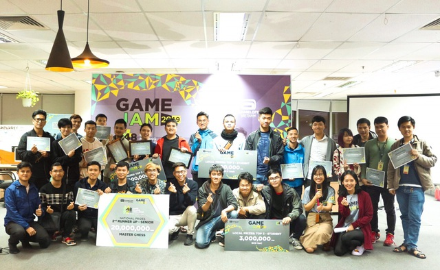 Cuộc thi Gameloft Game Jam 2019 khép lại với nhiều game độc đáo - Ảnh 6.