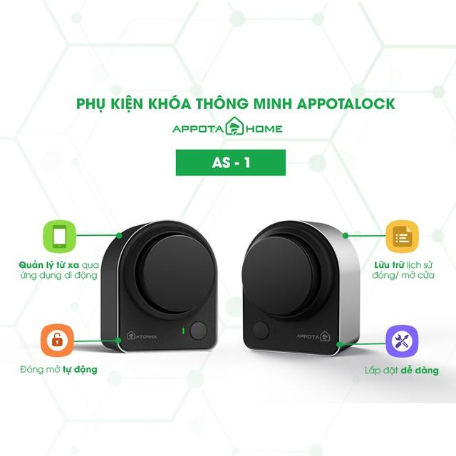 """Thêm 1 doanh nghiệp Việt lấn sân thị trường SmartHome, chào sân bằng 2 sản phẩm khóa chuẩn """"thông minh"""" - Ảnh 3."""