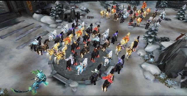 Cửu Dương Truyền Kỳ cuối cùng cũng chính thức tung Phiên Bản Lớn Thánh Hỏa Quân Lâm - Ảnh 7.
