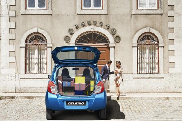 Suzuki Celerio - Xe Nhật giá chỉ từ 329 triệu đồng cho khách Việt thực dụng - Ảnh 3.