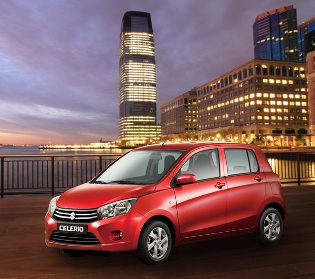 Suzuki Celerio - Xe Nhật giá chỉ từ 329 triệu đồng cho khách Việt thực dụng - Ảnh 1.