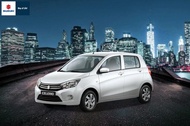 Suzuki Celerio - Xe Nhật giá chỉ từ 329 triệu đồng cho khách Việt thực dụng - Ảnh 2.