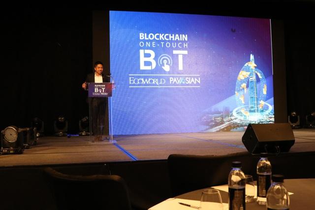 """Blockchain One Touch - dự án công nghệ """"tỉ đô"""" Ecotouch liệu có làm nên chuyện? - Ảnh 1."""
