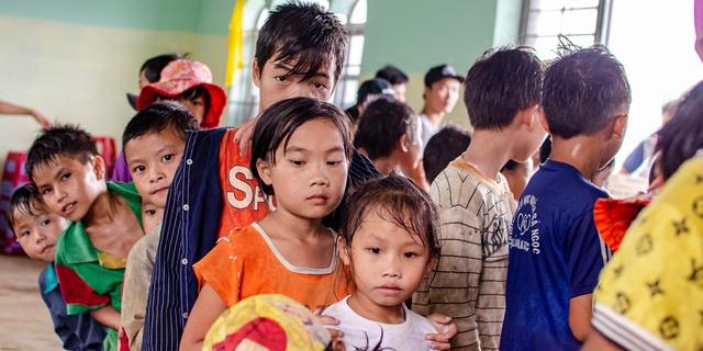 An khang Real chung tay hỗ trợ Quảng Hòa – Đắk Nông - Ảnh 1.