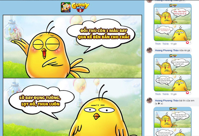 Cuộc thi sáng tạo dành cho game thủ Gunny Mobi - Ảnh 3.