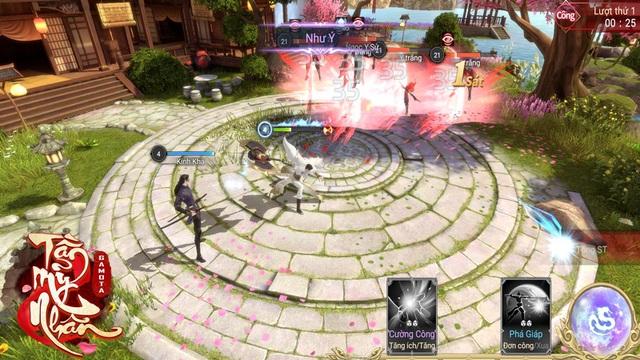 Tần Mỹ Nhân chính thức Open Beta, tặng game thủ quà siêu Vip - Ảnh 3.