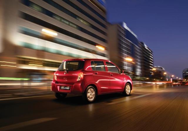 Ưu điểm thuyết phục khách hàng Việt của Suzuki Celerio - Ảnh 1.