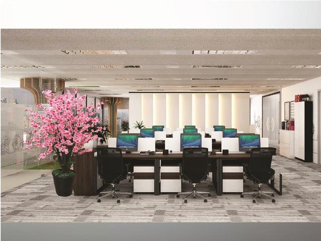 Thiết kế nội thất văn phòng: Cuộc chạy đua giữa các doanh nghiệp - Ảnh 1.