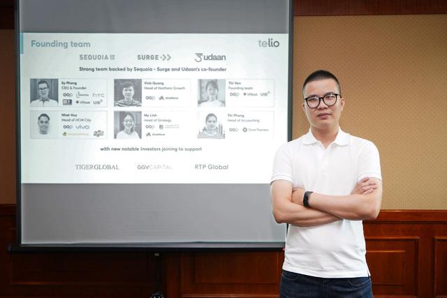 Nền tảng thương mại điện tử B2B – Telio huy động thành công 25 triệu đô-la trong vòng gọi vốn mới - Ảnh 1.