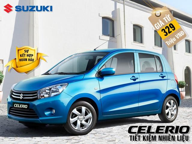Ưu điểm thuyết phục khách hàng Việt của Suzuki Celerio - Ảnh 3.