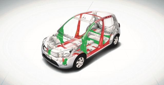 Ưu điểm thuyết phục khách hàng Việt của Suzuki Celerio - Ảnh 4.