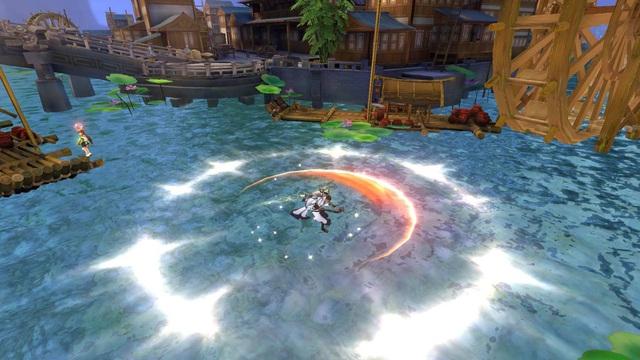Kiếm Ca VNG chính thức ra mắt 26/12, tuyệt phẩm MMORPG 3D không thể bỏ lỡ - Ảnh 5.