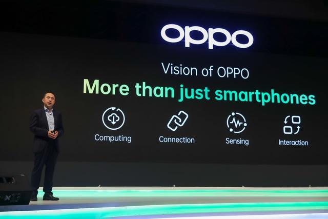 OPPO tập trung phát triển công nghệ ứng dụng 5G, đầu tư mạnh mẽ vào thị trường APAC và Việt Nam - Ảnh 1.