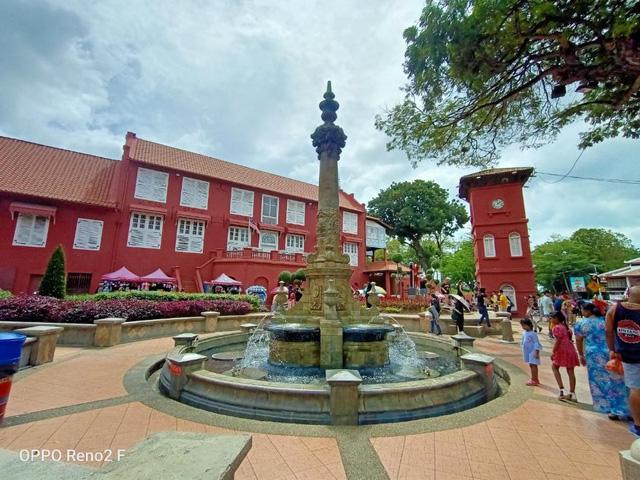 Thành phố cổ Melaka ở Malaysia có gì mà vạn người mê? - Ảnh 1.