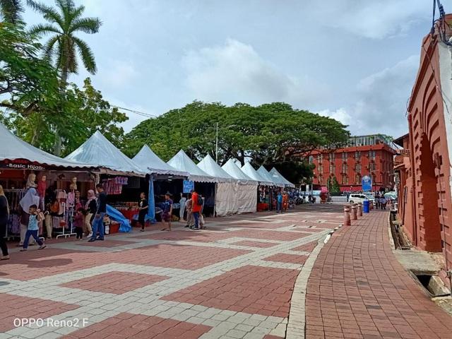 Thành phố cổ Melaka ở Malaysia có gì mà vạn người mê? - Ảnh 12.