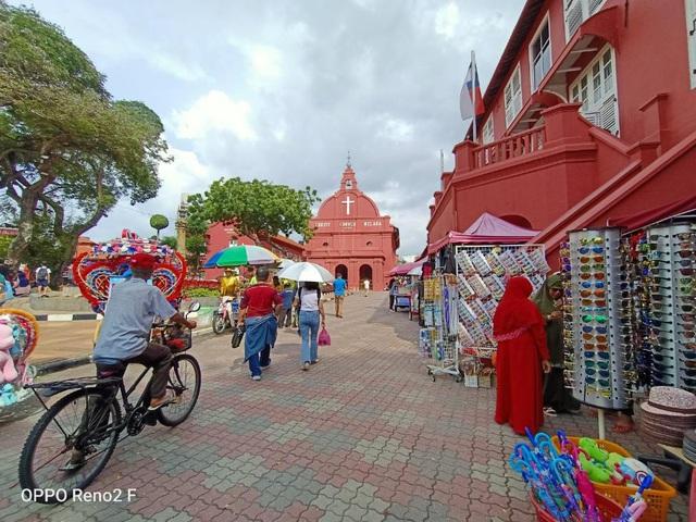 Thành phố cổ Melaka ở Malaysia có gì mà vạn người mê? - Ảnh 13.